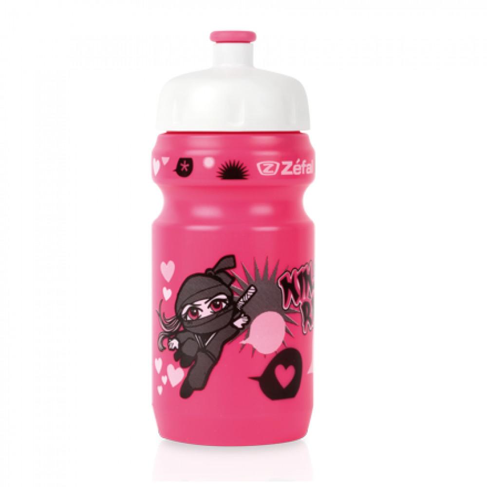 Фляга Zefal Little Z Pink Ninja 350ml