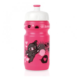 Фляга Zefal Little Z Pink Ninja 350ml