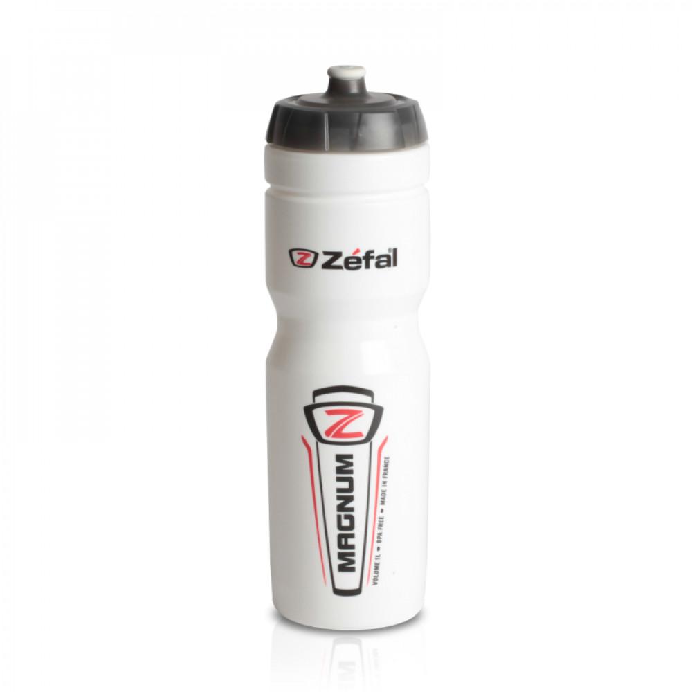 Фляга Zefal Magnum 1L white