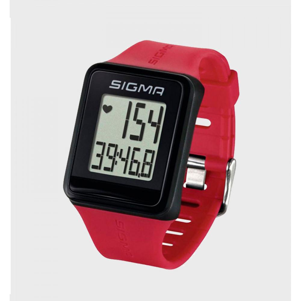 Пульсометр Sigma Sport iD.GO Red