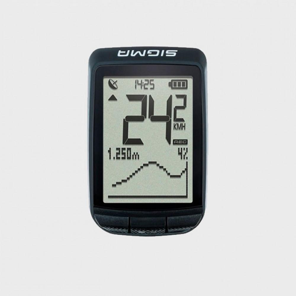 Велокомпьютер Sigma Pure GPS