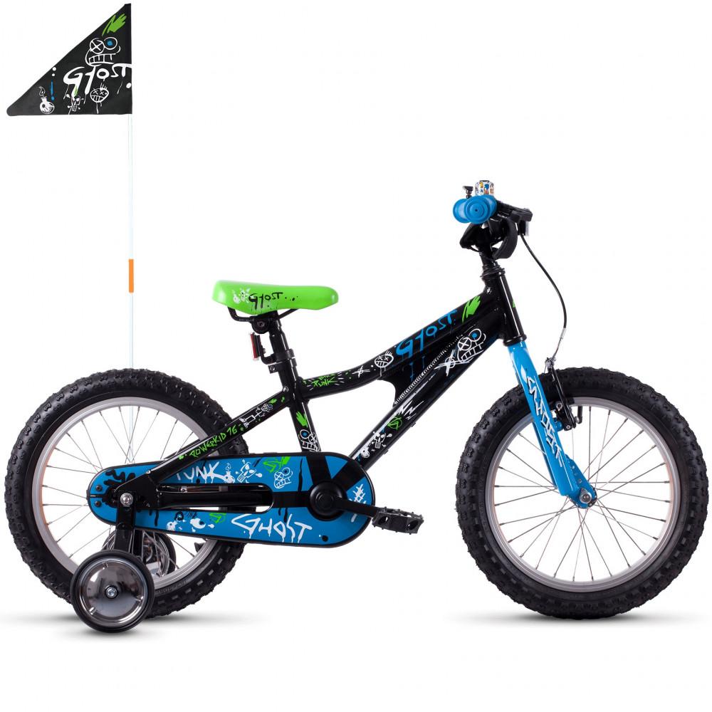 Велосипед 16 Ghost PowerKid Boy