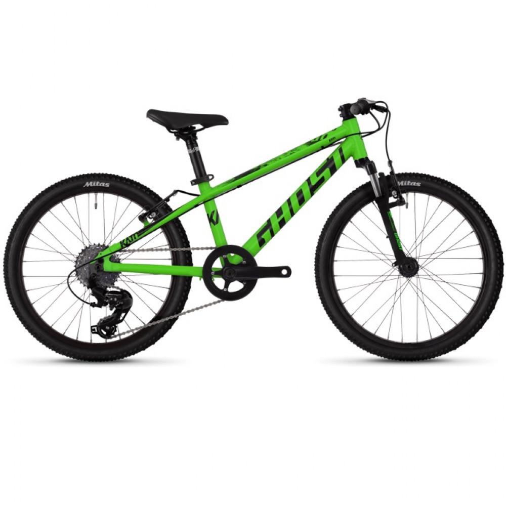 Велосипед 20 Ghost Kato 2.0 Green
