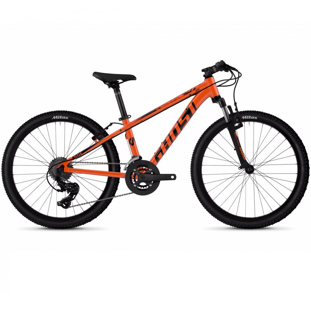Велосипед 24 Ghost Kato 2.4 Orange