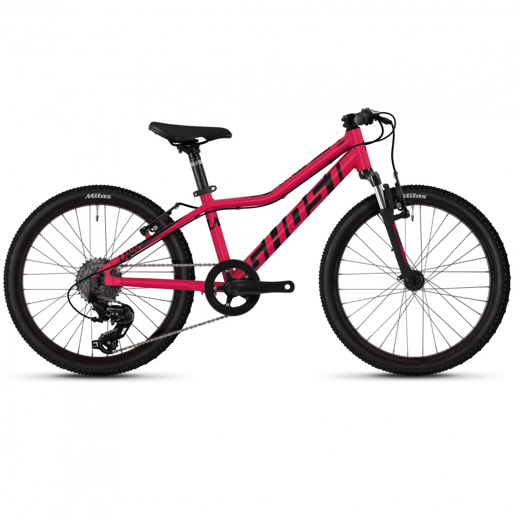 Велосипед 20 Ghost Lanao 2.0 Purple-Pink