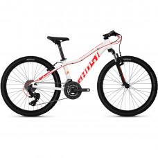 Велосипед 24 Ghost Lanao 2.4 White