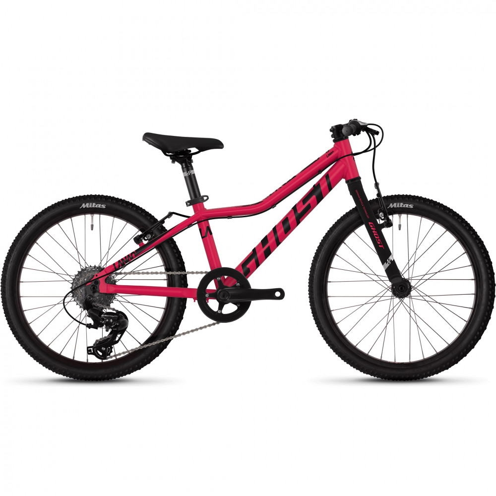 Велосипед 20 Ghost Lanao R1 2.0