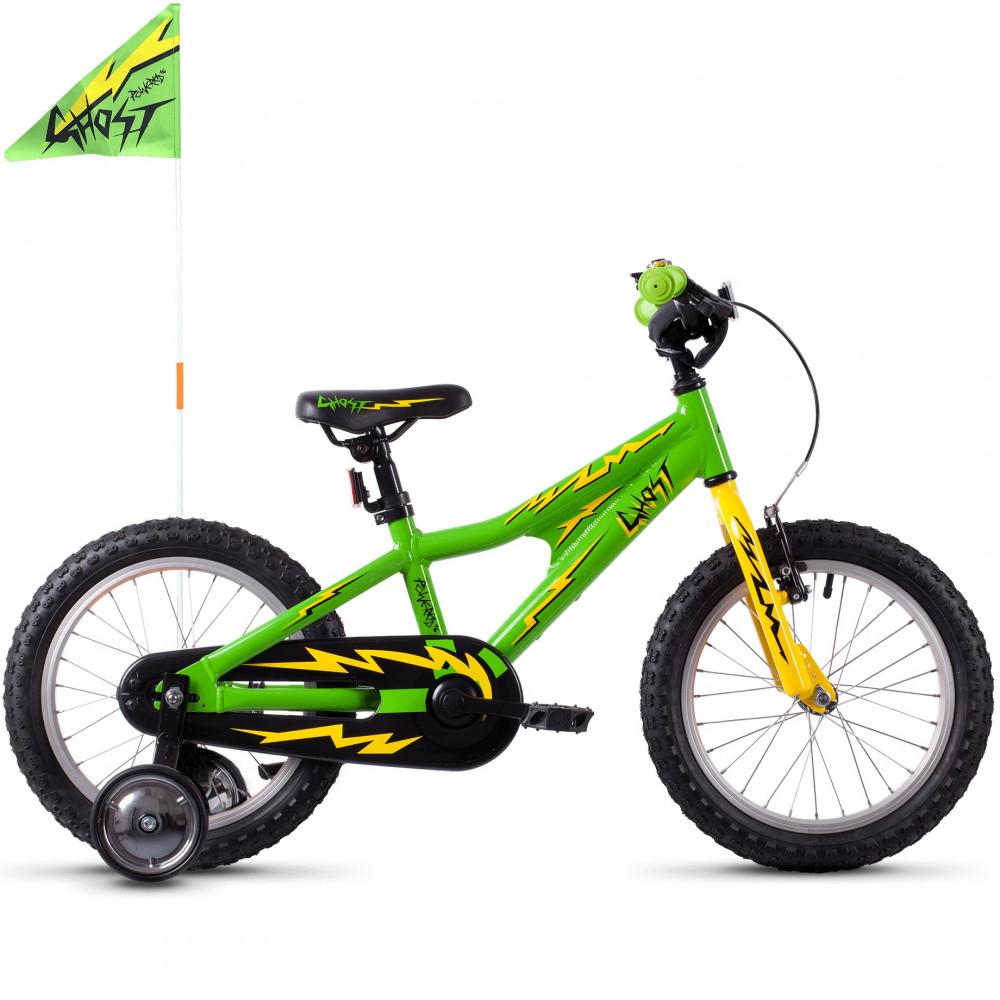 Велосипед 16 Ghost PowerKid