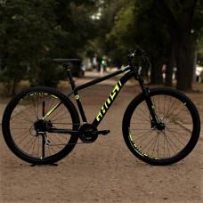 Велосипед 29 Ghost Kato 3.9 Black