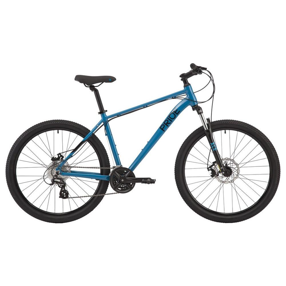 """Велосипед 27.5"""" Pride Marvel 7.2 blue"""