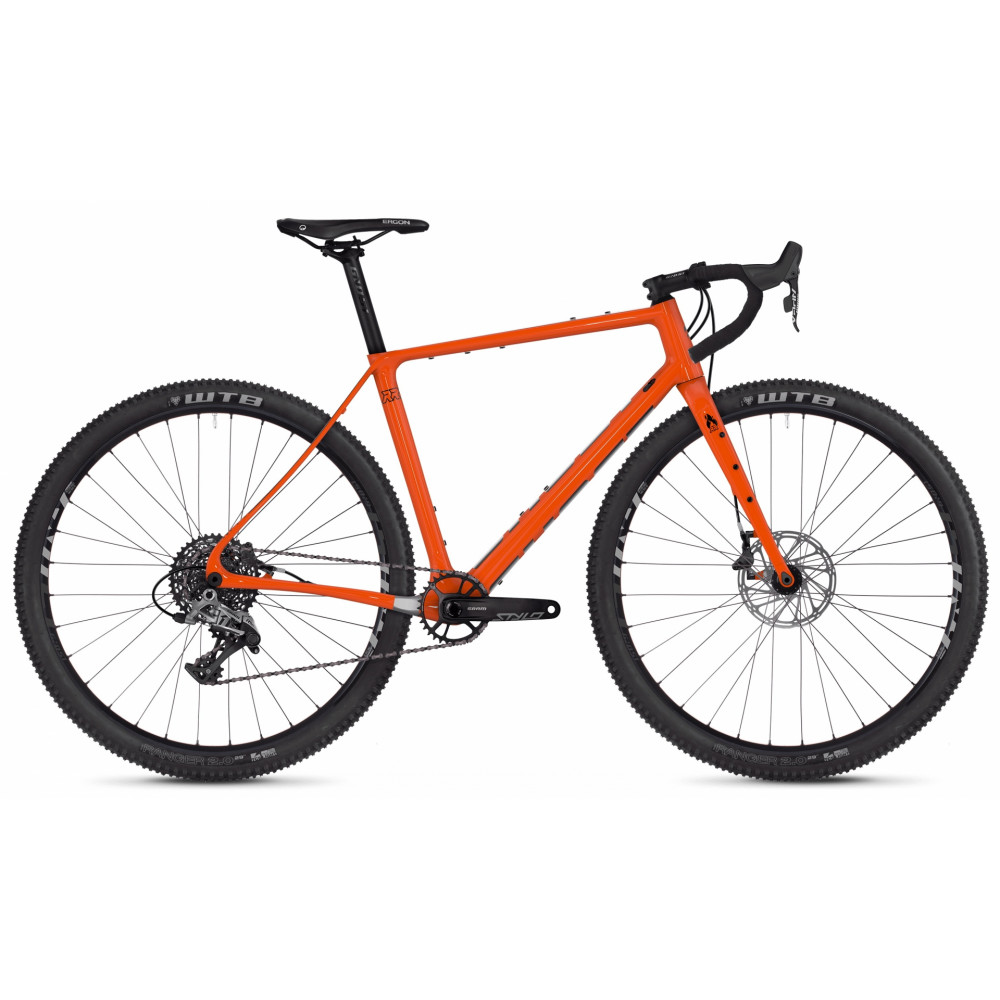 Велосипед Ghost Fire Road Rage 6.9 LC
