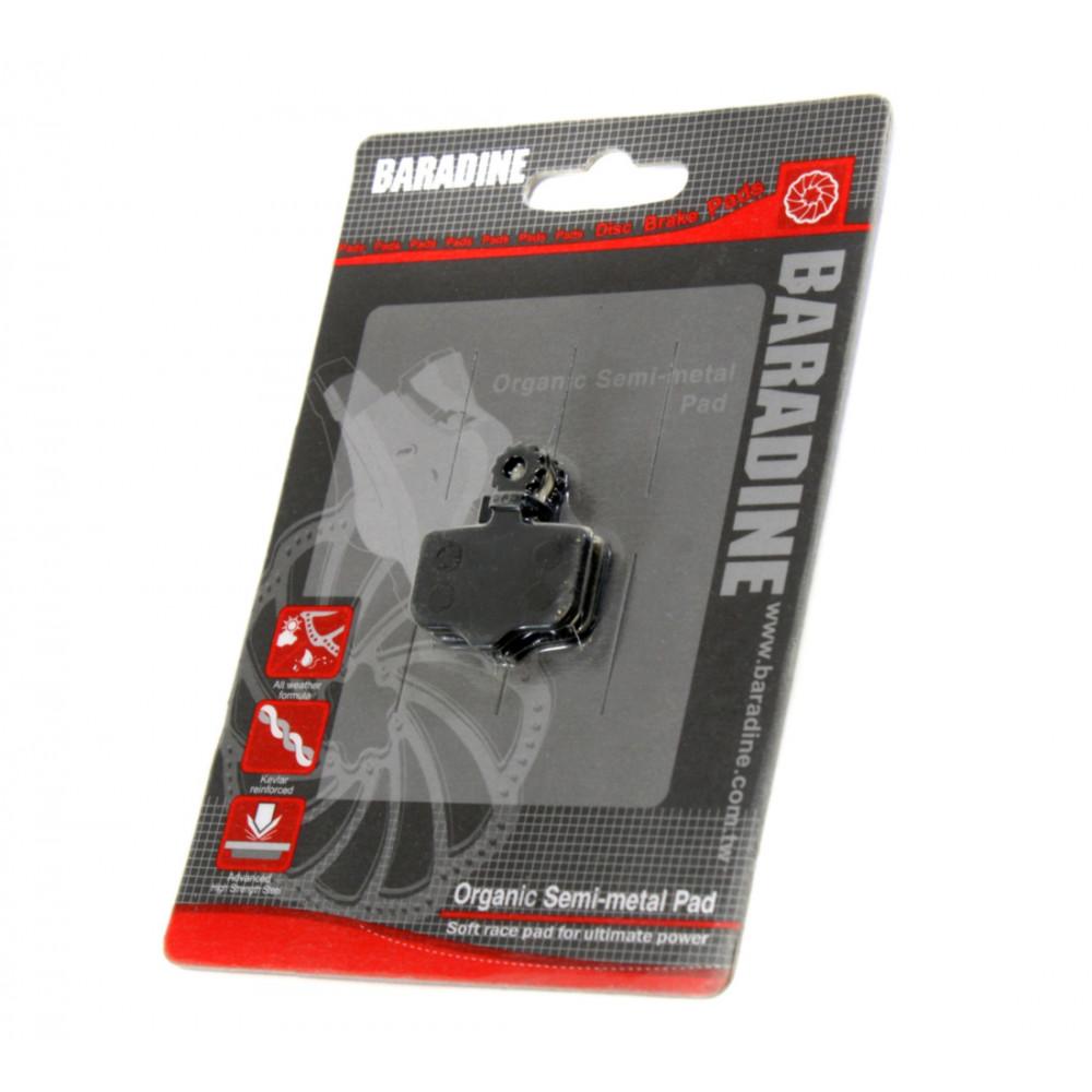 Тормозные колодки Baradine DS-44 Avid Elixir