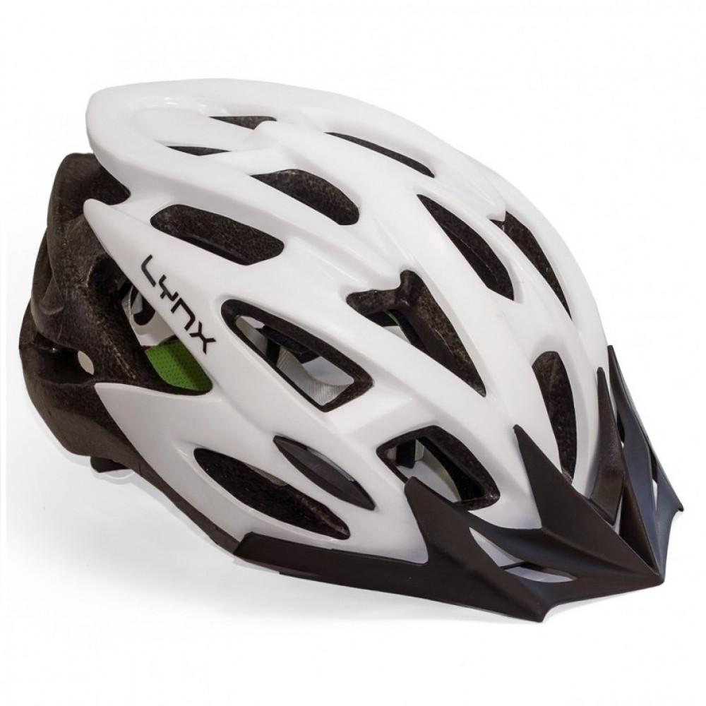 Шлем Lynx Morzine Matt White