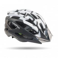 Шлем Lynx Morzine White Black