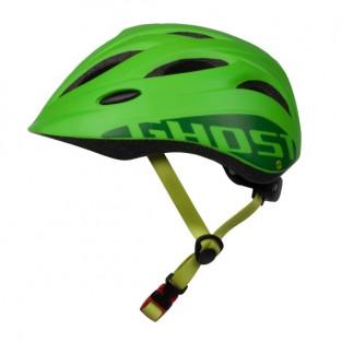 Шлем детский Ghost green