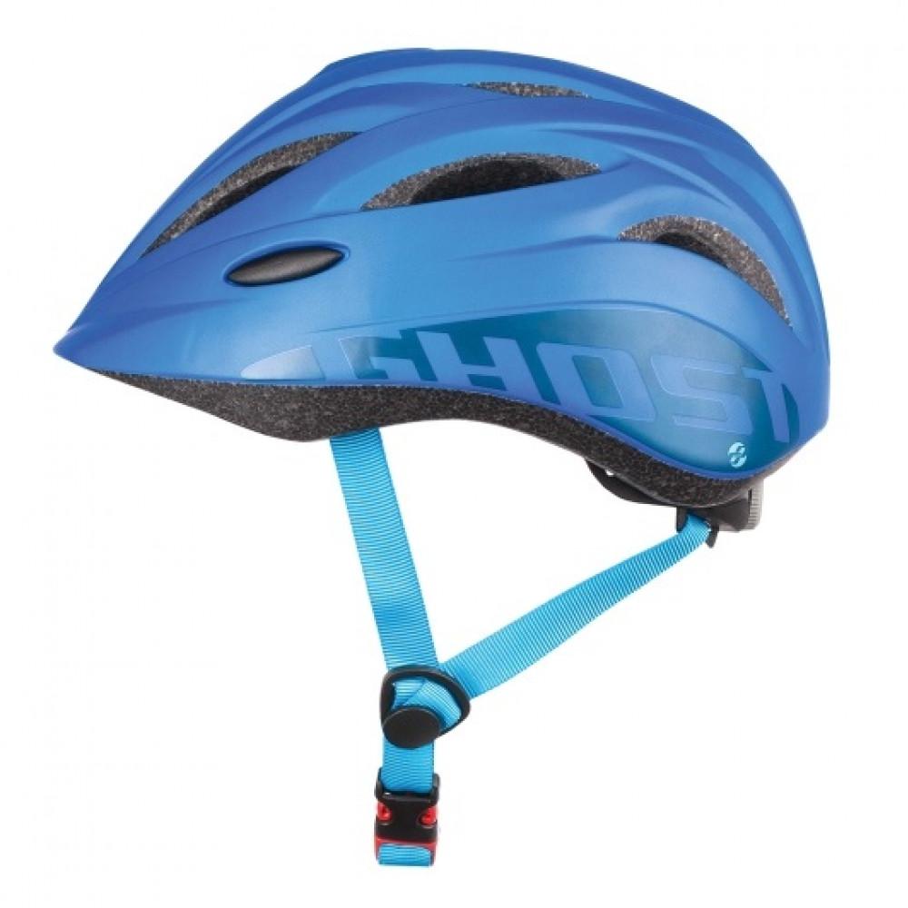 Шлем детский Ghost blue