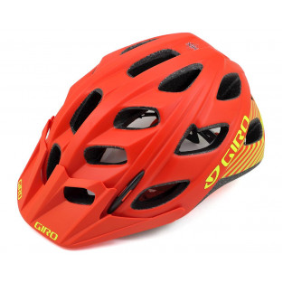 Шлем Giro HEX Red Yellow