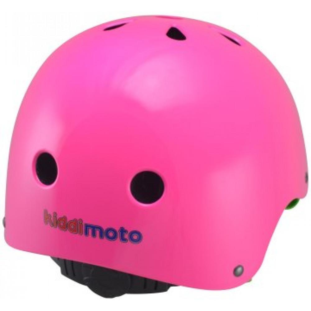 Шлем Kiddimoto Neon Pink