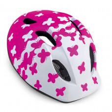 Шлем детский MET Super Buddy Pink Butterflies