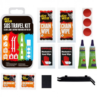 Ремонтный комплект Weldtite Dirtwash SOS Travel Kit