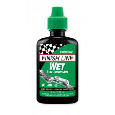 Смазка для цепи Finish Line Wet Lubricant 60ml