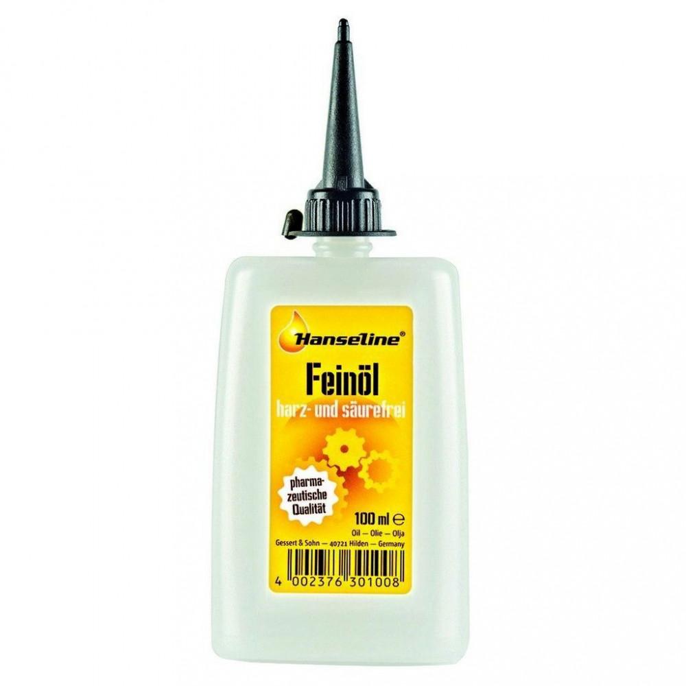 Смазка высокоочищенная  Hanseline Feinoil 100мл
