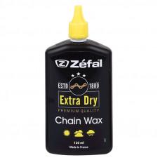 Смазка для цепи Zefal Extra Dry Wax 120мл